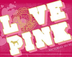 Victoria's Secret is finally opening up a store dedicated to their Pink line in Soho Pink Love, Vs Pink, Pretty In Pink, Pink Purple, Blue Green, Yellow, High School Musical, Love Pink Wallpaper, Wallpaper Awesome