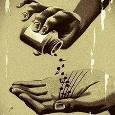 Nosso remédio de todo dia...