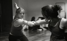 Downs Side Up:  Hannah Sampson. Dancer with Down Syndrome Realizing her Dreams with Stopgap Dance Company