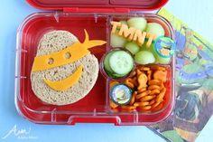TMNT lunch!