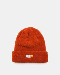 Say Hello Tokyo - Memories Knitted Cap (Orange)