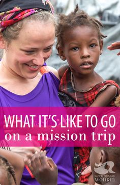 Maybe you want to go on a mission trip but you are wondering 'what is it like to go on a mission trip?' Here is one testimony of a mission trip.