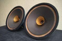 Atelier Rullit - LAB 10 field coil full range speakers.