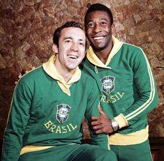 Tostão e Pelé