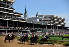 Go to The Kentucky Derby