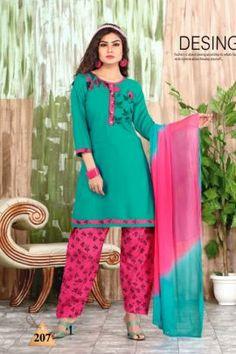 Cotton Salwar Kameez, Kurti, Patiyala Dress, Indian Textiles, Daily Wear, Winter Collection, Kids Wear, Cotton Dresses, Menswear