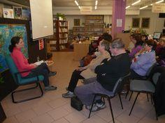 Author´s reading in Úpice, November 2015