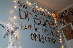 #tumblr #bedroom #lights