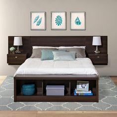 Queen Headboard, Panel Headboard, Diy Bed Headboard, Diy Storage Headboard, Bedroom Furniture, Furniture Design, Bedroom Decor, Bedroom Ideas, Bedroom Benches