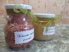 DIY cukros testradír - About Doterra, Bath Bombs, Teacher Gifts, Jar, Presents For Teachers, Teacher Appreciation Gifts, Jars, Glass, Bath Fizzies
