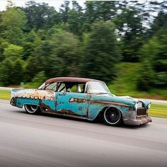 Rat Rod Chevy