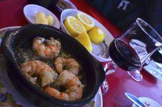 Maridaje de vinos y comidas chilenas