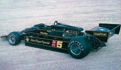 1977 Lotus 78 - Ford (prezentacja)