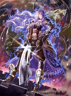 Últimas subidas - Camilla - Artworks e imágenes - Galería Fire Emblem Wars Of Dragons
