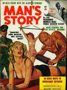 Man´s Story - Septiembre 1966