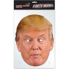 Donald Trump Party Maske