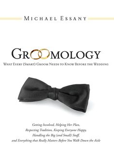 What Every Smart Groom Needs to Know   The ring's on her finger, her to-do list is growing, and her mood is frantic. What's a groom to do? Let Groomology show him how becoming a partner in the wedding process can make the whole event more enjoyable, meaningful, and memorable. Time and time again, soon-to-be husbands only tackle what the bride-to-be has told them to do. Groomology outlines these traditional groom's duties but goes a step further to instruct grooms in the art of getting…