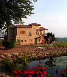 Raffaldini Vineyards, Ronda, North Carolina - just over an hour from Charlotte!!