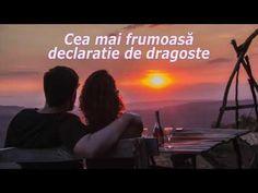 Cea mai frumoasă declarație de dragoste ❤❤❤ - YouTube Mai, Concert, Youtube, Movie Posters, Movies, Films, Film Poster, Concerts, Cinema