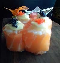 sushi cape town Awesome Food, Good Food, Cape Town, Sushi, Panna Cotta, Addiction, Favorite Recipes, Ethnic Recipes, Health