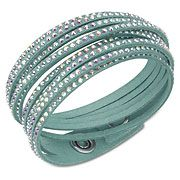 Shop Women's Swarovski Green size OS Bracelets at a discounted price at Poshmark. Description: Leathers slake bracelet with Swarovski light green crystals, used as display. Swarovski Slake Bracelet, Swarovski Jewelry, Swarovski Crystals, Jewelery, Jewelry Bracelets, Jewelry Watches, Bangles, Emerald Bracelet, Layered Jewelry