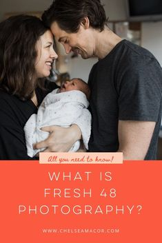 Everything you wanted to know about a Fresh 48 Newborn Session. Hint, it is calm, unobtrusive, and incredible. By Chelsea Macor Photography