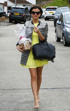 http://news-all-the-time.com/2014/05/11/lucy-mecklenburgh-and-gemma-collins-bear-gifts-as-they-celebrate-with-mother-to-be-billie-faiers/ - Lucy Mecklenburgh and Gemma Collins bear gifts as they celebrate with mother-to-be Billie Faiers  - By Daily Mail Reporter  She is gearing up for the birth of her baby daughter.  And best pals Lucy Mecklenburgh and Gemma Collins were out in force to support mother-to-be Billie Faiers at her baby shower.   The girls came bearing gifts as