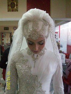 Muslim bride Perfect Muslim Wedding
