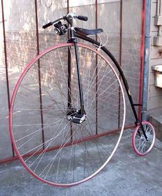Rideable Bicycle Replicas, Beautiful Working Replicas of Antique Bicycles Old Bicycle, Bicycle Shop, Old Bikes, Custom Rat Rods, Velo Retro, Antique Bicycles, Bike Components, Penny Farthing, Bike Style