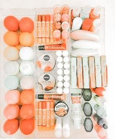 Peach Aesthetic, Summer Aesthetic, Simple Aesthetic, Beauty Care, Beauty Skin, Photo Wall Collage, Aesthetic Collage, Lip Care, Face Care