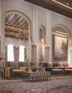 Dream House Interior, Luxury Homes Interior, Best Interior, Home Interior Design, Architecture Restaurant, Interior Architecture, Islamic Architecture, Design Café, House Design