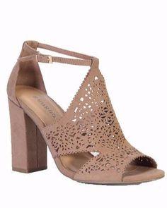 Camel Peep Toe Sandal-Shoes for Women, Women's Clothing & Accessories  www.allthingslovelyshop.com