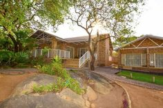 HazyHaven B&B Guest House in Hazyview just 9km from Phabeni Gate entrance to Kruger National Park.