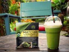 Amazon.com : Matcha Green Tea Powder Organic, Japanese Premium Culinary Grade - USDA & Vegan Certified - 30g (1.06 oz) - Perfect for Baking, Smoothies, Latte, Iced Tea, Herbal Teas. Gluten & Sugar Free : Grocery & Gourmet Food