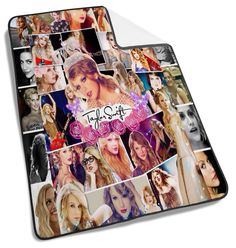 Taylor Swift 1989 Collage 01 Blanket #taylor swift #ts 1989 #taylor swift 1989 #collage #blankets #gift #home decor #house wares #blanket #home kitchen #Bedding #Bed Blankets #Bed Blankets