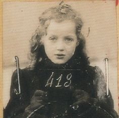 Anny-Yolande Horowitz, Born on June 2, 1933 in Strasbourg, France    Last lived at 21, rue Rode, Bordeaux. Interned in the Lalande camp near Tours and then transferred to Drancy. From there, she, her mother Frieda, and her sister Paulette, age 7, were deported on Sept. 11, 1942 on Convoy 31. Their destination: Auschwitz-Birkenau.    From French Children of the Holocaust: A Memorial by Serge Klarsfeld