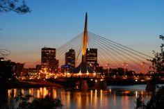 Winnipeg---Northern Lights Central part of Canada...