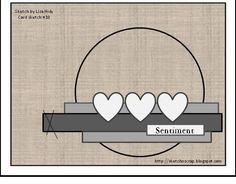 Sketch ~N~ Scrap: Card Sketch #10