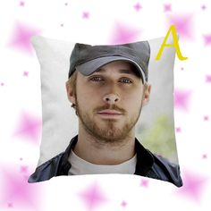 Ryan Gosling Pillow Cover Case by Globbie on Etsy