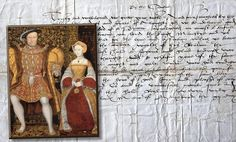 'We be delivered a prince': Letter informing Henry VIII of his longed-for son's birth is found after 469 years in stately home