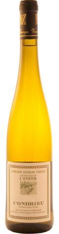 A l'œil, la robe de ce vin blanc est pâle. Son bouquet complexe dévoile des notes de fruits à noyaux, d'abricot. La bouche est très minérale avec un léger effet salin, des saveurs d'abricot, de pêche de vignes et de fruits exotiques. La finale laisse une légère et élégante amertume. A déguster avec des pommes au four ou des poissons en sauce.