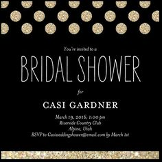 Flowery Circlet Shower Invitations From Wedding Paper Divas Click On The Image To View Or Get A Coupon For 20 Discount Free Shipping Here H