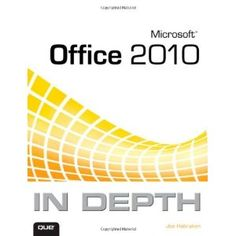 Microsoft Office 2010 In Depth (Paperback)  http://flavoredwaterrecipes.com/amazonimage.php?p=0789743094  0789743094