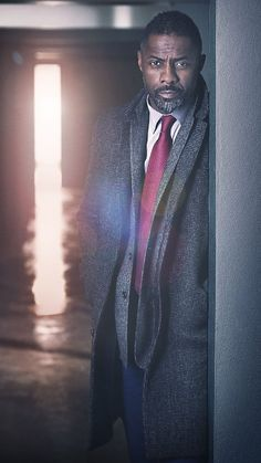 BBC One - Luther - DCI John Luther