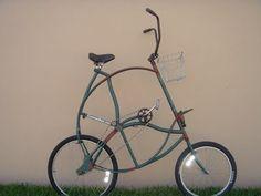 Carving Tall Bike