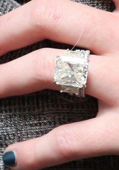 12 Best Celebrity Engagement Rings Images Celebrity Engagement