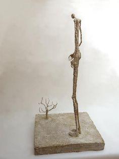 Antoine Jossé 1970 | Französisch surrealistische Bildhauer und Maler