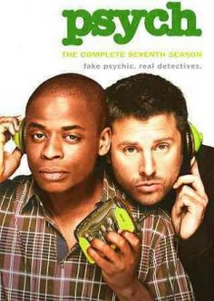 Psych. The complete seventh season