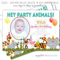 60th Birthday Safari Theme
