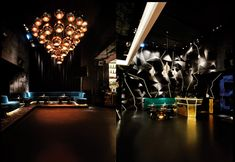 Dixon's latest showpiece, Tazmania Ballroom in Hong Kong, opened recently in the Central District (Lan Kwai Fong) where more than 100 bars, restaurants and entertainment venues attract people from around the world.    The Cool Hunter - Bars